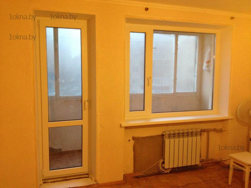 Балконные двери пвх в бресте. большой выбор!.