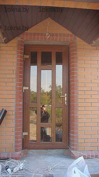 двери входные пвх нестандарт опт